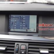 宝马520原车屏幕升级图片