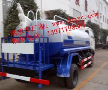 供应东风天龙18吨洒水车山西喷洒车图片