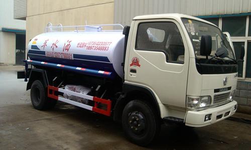 供应陕汽16-20吨绿化喷洒车图片