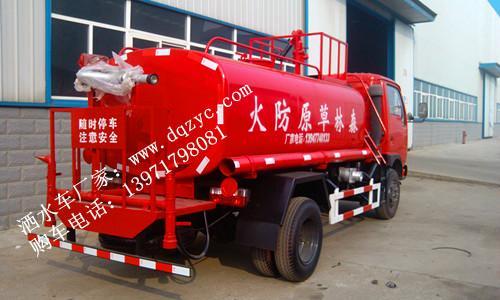 供应东风天龙25吨洒水车图片