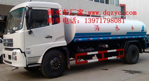 供应东风绿化洒水车图片
