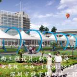 供应景观长廊(长廊膜结构工程)