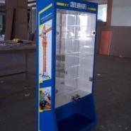 汽车模型展示柜图片