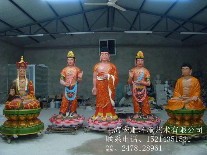 佛像雕塑图片 佛像雕塑样板图 佛像雕塑 上海宏雕泡沫雕塑