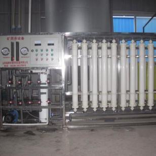 河南超滤矿泉水设备图片