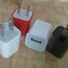 苹果usb充电器 墙充USB旅充 过CE认证5V1A充电器 火牛