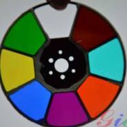 色轮镜图片