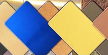 彩色不锈钢,不锈钢墙面装饰板,宝石蓝墙面装饰板,墙面装饰板厂家,