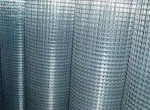 供应镀锌电焊网 改拔丝电焊网 小丝镀锌电焊网
