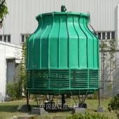 供应混合通风冷却塔