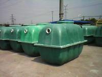 供应武汉玻璃钢化粪池供应商