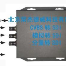 高清HD-SDI转分量模拟视频转换器