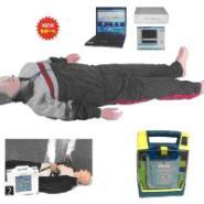高级心肺复苏AED除颤模拟人2图片