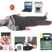 高级心肺复苏AED除颤及创伤模拟图片