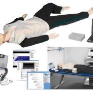 高级心肺复苏AED除颤模拟人图片