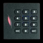 KR102E/M密码加刷卡卡读头ID/IC图片
