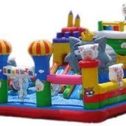充气城堡充气蹦床大型充气玩具图片