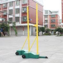 供应百色多功能气排球柱 百色排球柱厂家