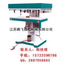 供应MZ-5412立式液压可调多轴木工钻床 江苏腾飞MZ-5412立