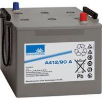 大连德国阳光蓄电池A412/100太阳能电池电源,安全免维护、长寿命