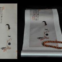 供应西安丝绸画