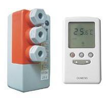 供应无线盘管温控开关,无线遥控空调盘管温控器,无线温控面板