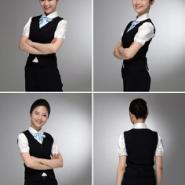 南宁邮政银行营业厅工作制服订做图片