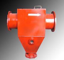 TOPZ瓦斯抽放管路箱式排渣器可按用户需求,设计加工制造批发