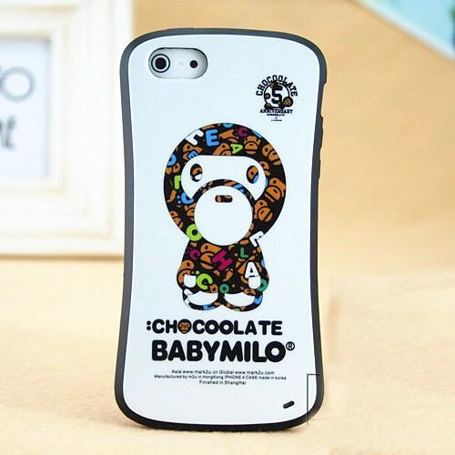 供应iface小蛮腰潮牌猴子iphone4手机壳