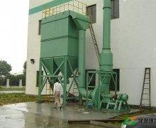 供应广东布袋式中央集尘设备