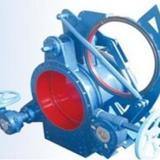 供应电动齿圈式盲板阀