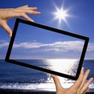 AR高透减反射玻璃图片