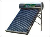 供应黄明不锈钢太阳能