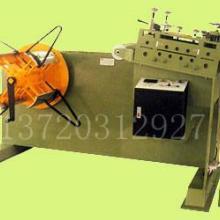 供应自动送料矫正机/开卷校平送料机/ 料架矫直送料机二机一体料架矫正送料机批发