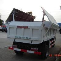 随州密封自卸式垃圾车厂家随州东正专用汽车