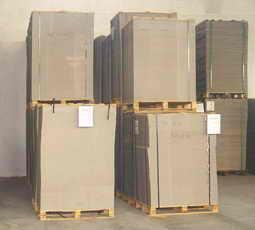 500克-1200克灰板纸纸板挺度好密图片