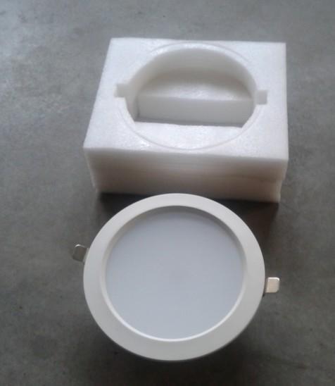 供应珍珠棉LED圆形筒灯包装