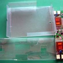 供应红色网格透明膜