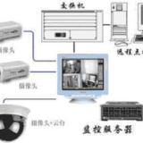 供應台湾視頻安防監控工程施工 網路視頻監控系統 電視拼接屏