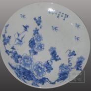 家居摆饰礼品陶瓷瓷盘青花瓷盘图片