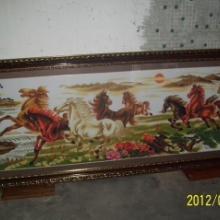 供应家居挂饰瓷板礼品手绘陶瓷礼品批发