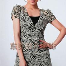 供应精品折扣尾货女装服饰批发,外贸库存连衣裙混批,时尚专柜品牌代理图片