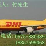 绍兴市化工品出口国际快递 绍兴市食品出口国际快递 绍兴市DHL电话
