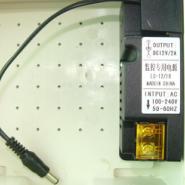 监控带电源防水盒图片