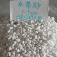 供应鱼缸五彩彩砂砂 天然彩砂真石漆 雪花白彩砂