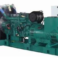 500kw沃尔沃发电机组图片