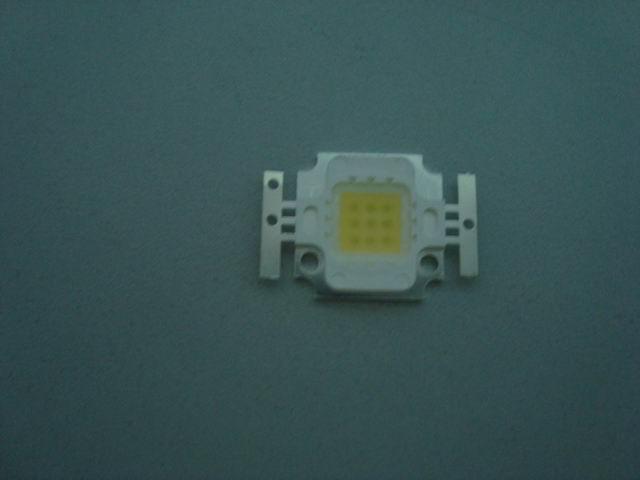 供应10W大功率白光贴片 普瑞45芯片10W集成大功率