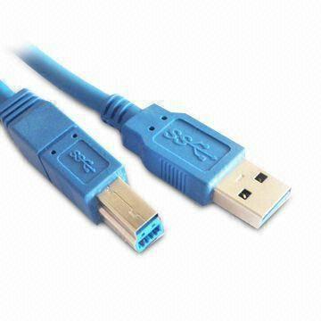 供应USB 3.0数据线 USB线材卷线