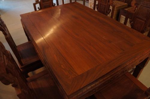 红木家具餐桌|红木家具家具图|正宗花梨木样板大图片万怎么样图片