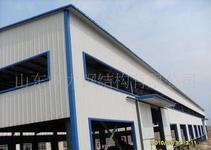 供应喀什市轻钢结构大棚厂房-设计安装-售后-一体化服务